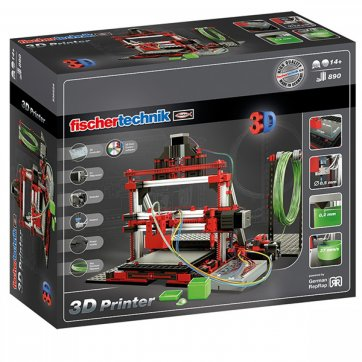 FISCHERTECHNIK 3D PRINTER AND STUFF - EDUCATION MINT KITS ASSEMBLY KIT ROBOTICS 536624