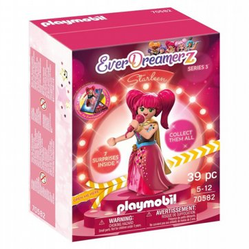 PLAYMOBIL PLAYMOBIL EVERDREAMERZ STARLEEN MUSIC WORLD 70582