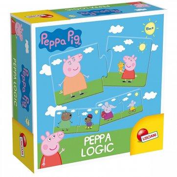 LISCIANI PEPPA PIG BABY LOGIC LISCIANI 64892