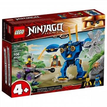 LEGO LEGO JAYS ELECTRO MECH 71740