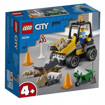 LEGO LEGO CITY ΦΟΡΤΗΓΟ ΟΔΙΚΩΝ ΕΡΓΩΝ 60284