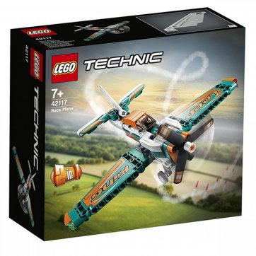 LEGO LEGO TECHNIC RACE PLANE 42117