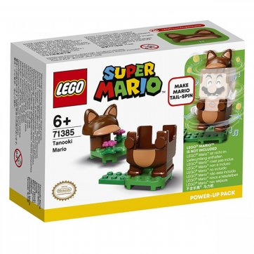 LEGO LEGO SUPER MARIO TANOOKI MARIO POWER UP PACK 71385
