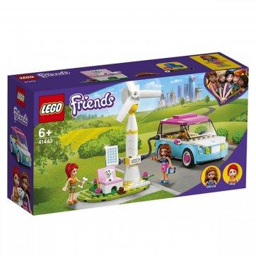 LEGO LEGO FRIENDS OLIVIA'S ELECTRIC CAR 41443