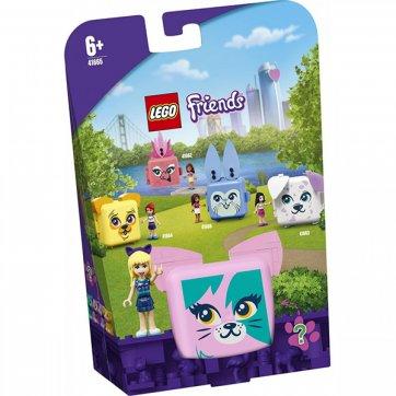 LEGO LEGO FRIENDS STEPHANIE'S CAT CUBE 41665
