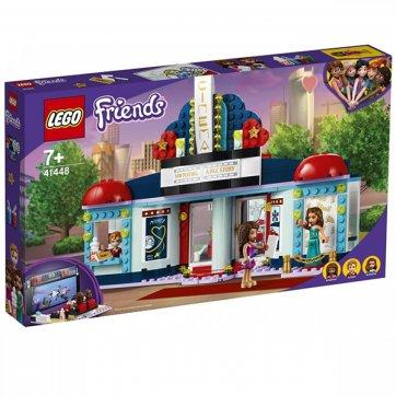 LEGO LEGO FRIENDS HEARTLAKE CITY MOVIE THEATER 41448