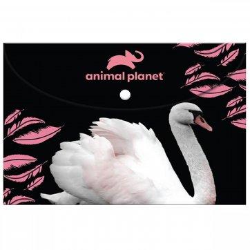 ANIMAL PLANET ΦΑΚΕΛΟΣ ΚΟΥΜΠΙ Α4 ΚΥΚΝΟΣ ANIMAL PLANET 0570821