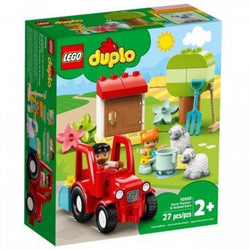 LEGO LEGO DUPLO FARM TRACTOR & ANIMAL CARE 10950