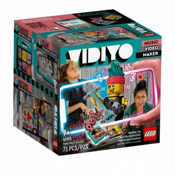 LEGO LEGO VIDIYO PUNK PIRATE BEATBOX 43103