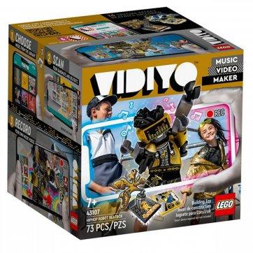 LEGO LEGO VIDIYO HIPHOP ΡΟΜΠΟΤ BEATBOX 43107
