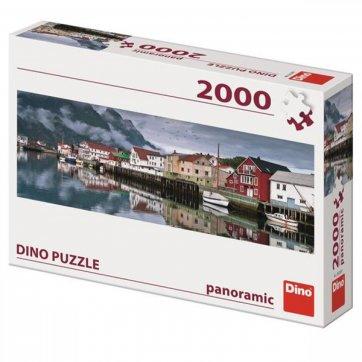 DINO ΠΑΖΛ PANORAMIC ΨΑΡΟΧΩΡΙ 2000TEM 562097