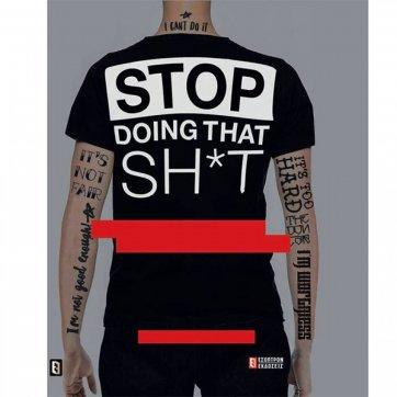 ΕΚΔΟΣΕΙΣ ΕΣΟΠΤΡΟΝ STOP DOING THAT SH*T ΣΤΑΜΑΤΗΣΤΕ ΝΑ ΑΥΤΟ - ΣΑΜΠΟΤΑΡΕΣΤΕ. ΑΠΑΙΤΗΣΤΕ ΠΙΣΩ ΤΗ ΖΩΗ ΣΑΣ! BISHOP GARY JOHN