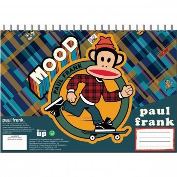 PAUL FRANK ΜΠΛΟΚ ΖΩΓΡΑΦΙΚΗΣ 30Φ PAUL FRANK CAMPUS 346-69417