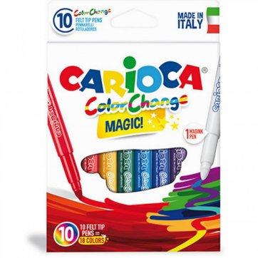 CARIOCA ΜΑΡΚΑΔΟΡΟΣ CARIOCA MAGIC 9+1 TΕΜ  42737