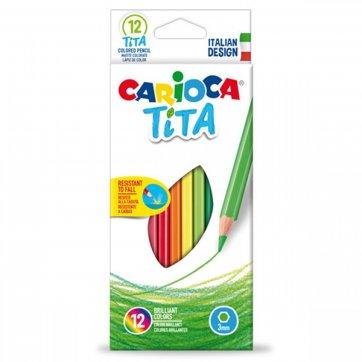 CARIOCA ΞΥΛΟΜΠΟΓΙΕΣ 12 ΧΡΩΜΑΤΩΝ TITA CARIOCA 42793