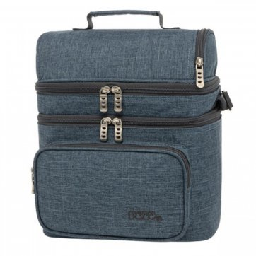 POLO ΤΣΑΝΤΑΚΙ ΦΑΓΗΤΟΥ POLO DOUBLE COOLER ΜΠΛΕ 9-07-096-5500