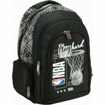 BACK ME UP ΣΧΟΛΙΚΗ ΤΣΑΝΤΑ ΠΛΑΤΗΣ NBA PLAY HARD 338-37031