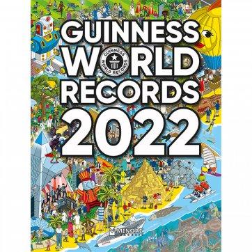 ΕΚΔΟΣΕΙΣ ΜΙΝΩΑΣ GUINNESS WORLD RECORDS 2022