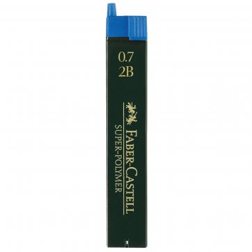 FABER - CASTELL ΜΥΤΕΣ FABER-CASTELL 2Β 0,7