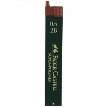FABER - CASTELL ΜΥΤΕΣ FABER - CASTELL 2B 0,5