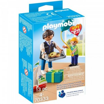 PLAYMOBIL PLAYMOBIL PLAY & GIVE ΝΟΝΟΣ 70333