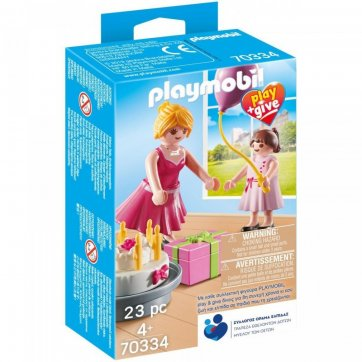 PLAYMOBIL PLAYMOBIL PLAY & GIVE ΝΟΝΑ 70334