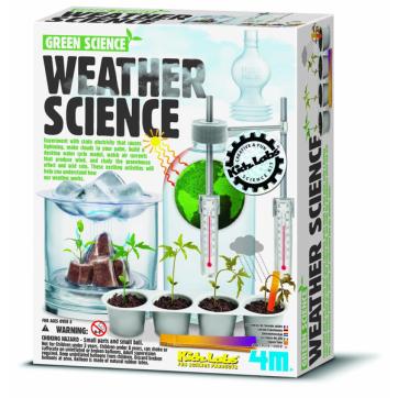 4Μ GREEN SCIENCE ΜΕΤΕΩΡΟΛΟΓΙΚΗ ΕΠΙΣΤΗΜΗ 3402
