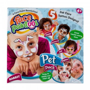interplay FACE PAINTOOS PET PACK