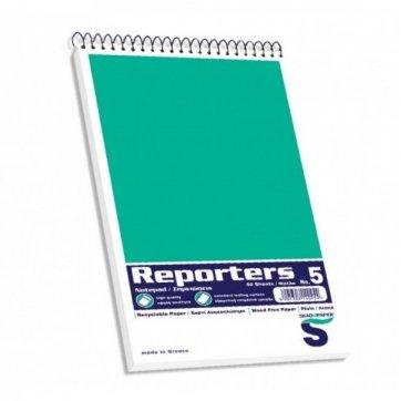 SKAG HELLAS ΜΠΛΟΚ REPORTERS ΛΕΥΚΟ SKAG 136*243 Ν5