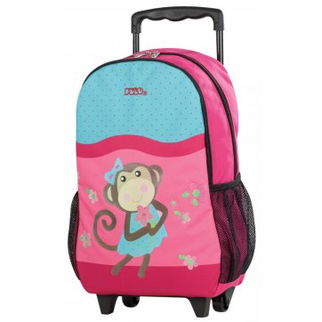 POLO ΣΑΚΙΔΙΟ ΝΗΠΙΟΥ ANIMAL JUNIOR TROLLEY POLO 9-01-011-62