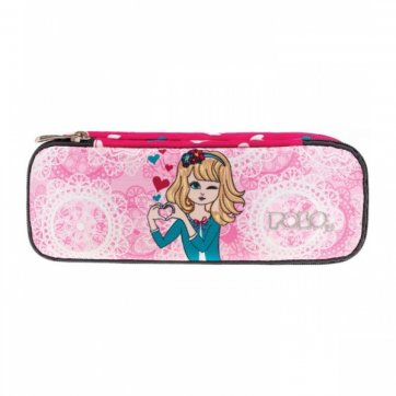 POLO ΚΑΣΕΤΙΝΑ TROLLER / GLOW PENCIL CASE POLO 9-37-231-73 2019