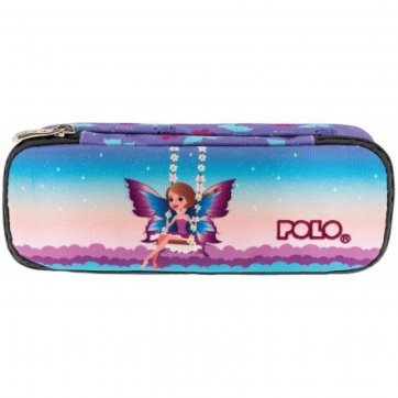 POLO ΚΑΣΕΤΙΝΑ BELIKE / GLOW PENCIL CASE POLO 9-37-252-62 2019