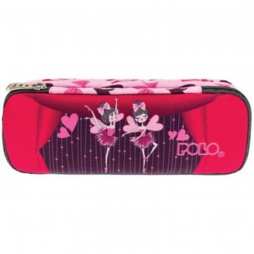 POLO ΚΑΣΕΤΙΝΑ BELIKE / GLOW PENCIL CASE POLO 9-37-252-63 2019