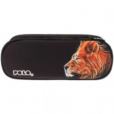 POLO ΚΑΣΕΤΙΝΑ VISION GLOW PENCIL CASE POLO 9-37-231-02 2018