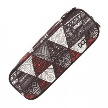 POLO ΚΑΣΕΤΙΝΑ PATTERNS PENCIL CASE POLO 9-37-256-02 2019