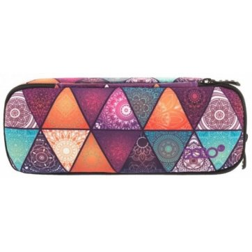 POLO ΚΑΣΕΤΙΝΑ PATTERNS PENCIL CASE POLO 9-37-256-19 2019