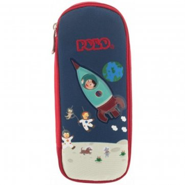 POLO ΚΑΣΕΤΙΝΑ ANIMAL PENCIL CASE POLO 9-37-011-60 2019