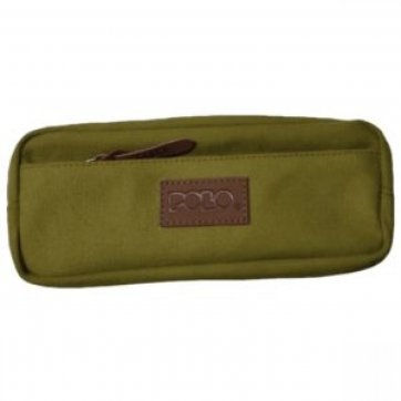 POLO ΚΑΣΕΤΙΝΑ CANVAS PENCIL CASE POLO 9-37-257-07 2019