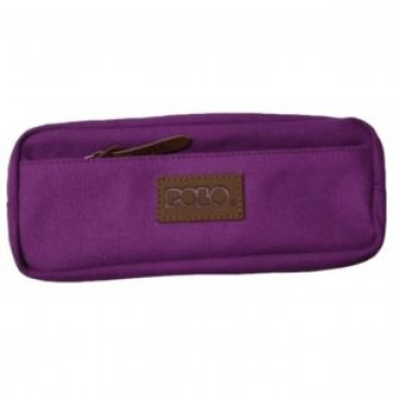 POLO ΚΑΣΕΤΙΝΑ CANVAS PENCIL CASE POLO 9-37-257-13 2019