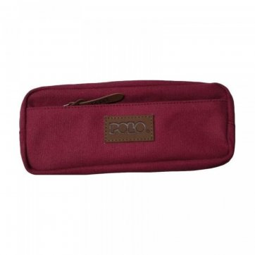 POLO ΚΑΣΕΤΙΝΑ CANVAS PENCIL CASE POLO 9-37-257-30 2019