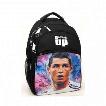 BACK ME UP ΣΑΚΙΔΙΟ FOOTBALL CRISTIANO RONALDO 338-82031