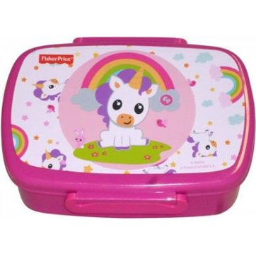 Fisher-Price ΔΟΧΕΙΟ ΦΑΓΗΤΟΥ UNICORN FISHER-PRICE 571-48265