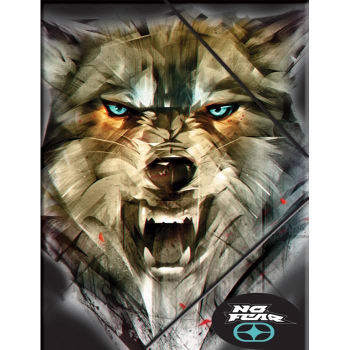 NO FEAR ΝΤΟΣΙΕ ΛΑΣΤΙΧΟ ARMY WOLF NO FEAR 347-51510