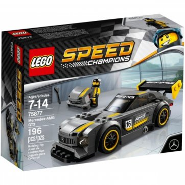 LEGO SPEED MERCEDES AMG GT3 75877 LEGO