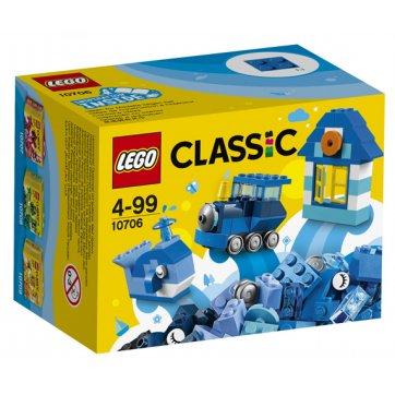 LEGO CLASSIC BLUE CREATIVITY BOX 10706 LEGO