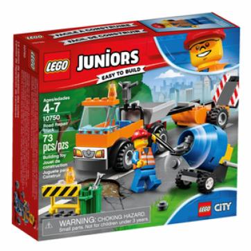 LEGO LEGO JUNIORS ROAD REPAIR TRUCK 10750