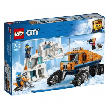 LEGO LEGO CITY ARCTIC SCOUT TRUCK 60194