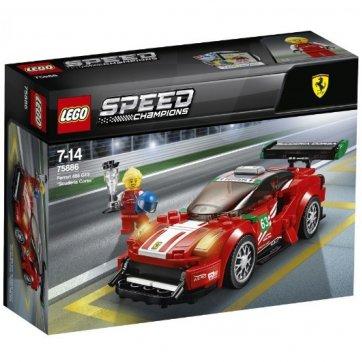 LEGO LEGO SPEED FERRARI 488 GT3 SCUDERIA CORSA 75886