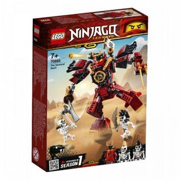 LEGO LEGO NINJAGO THE SAMURAI MECH 70665