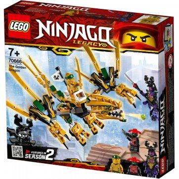 LEGO LEGO NINJAGO THE GOLDEN DRAGON 70666